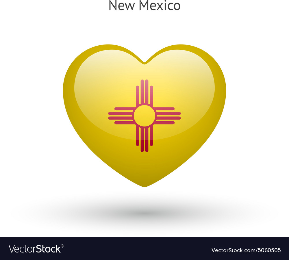 Love new mexico state symbol heart flag icon vector image love new mexico state symbol heart flag icon vector image buycottarizona