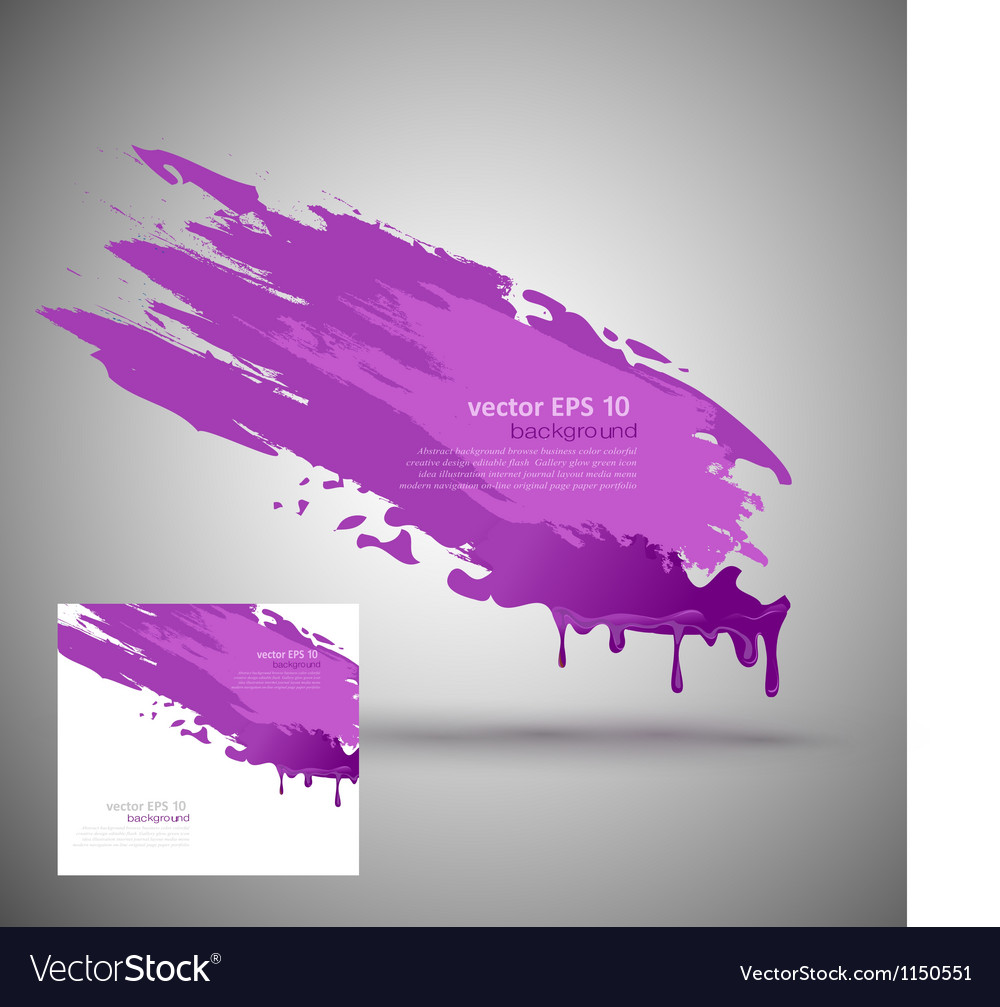Element for design vector image