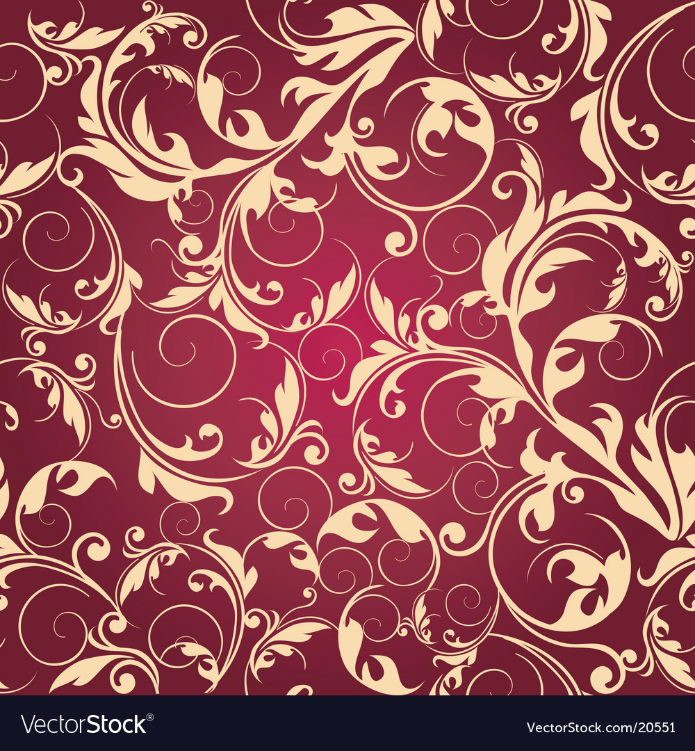 Wallpaper background design vector image