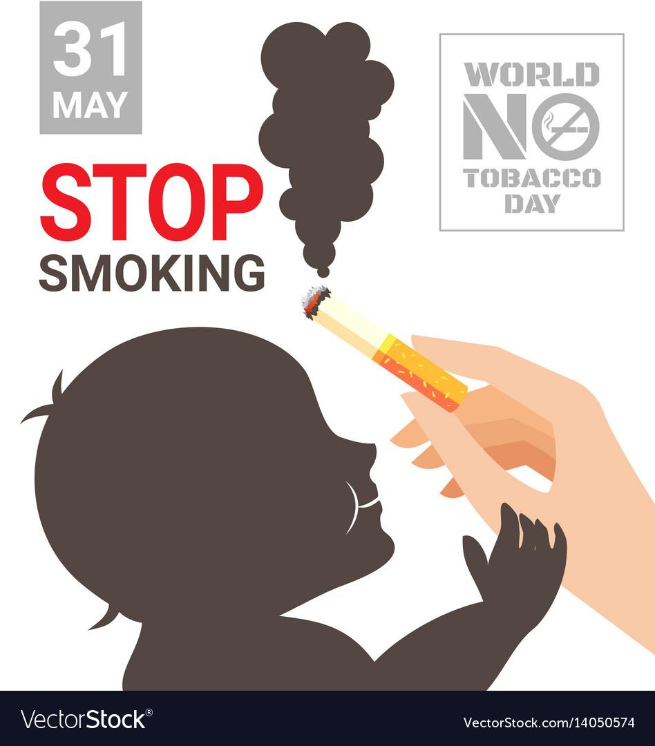Everyone should quit smoking tabacco