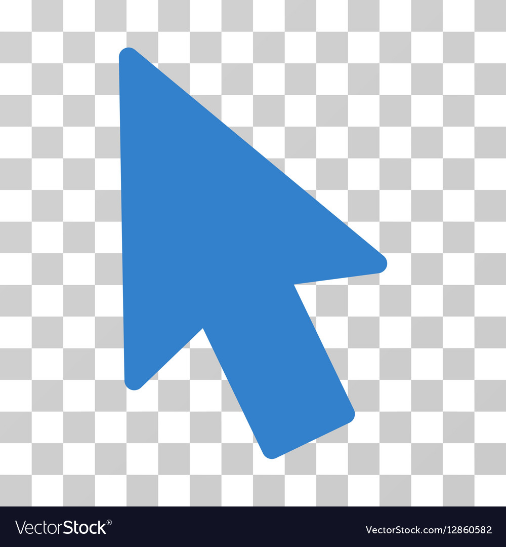 Mouse Pointer Icon vector image