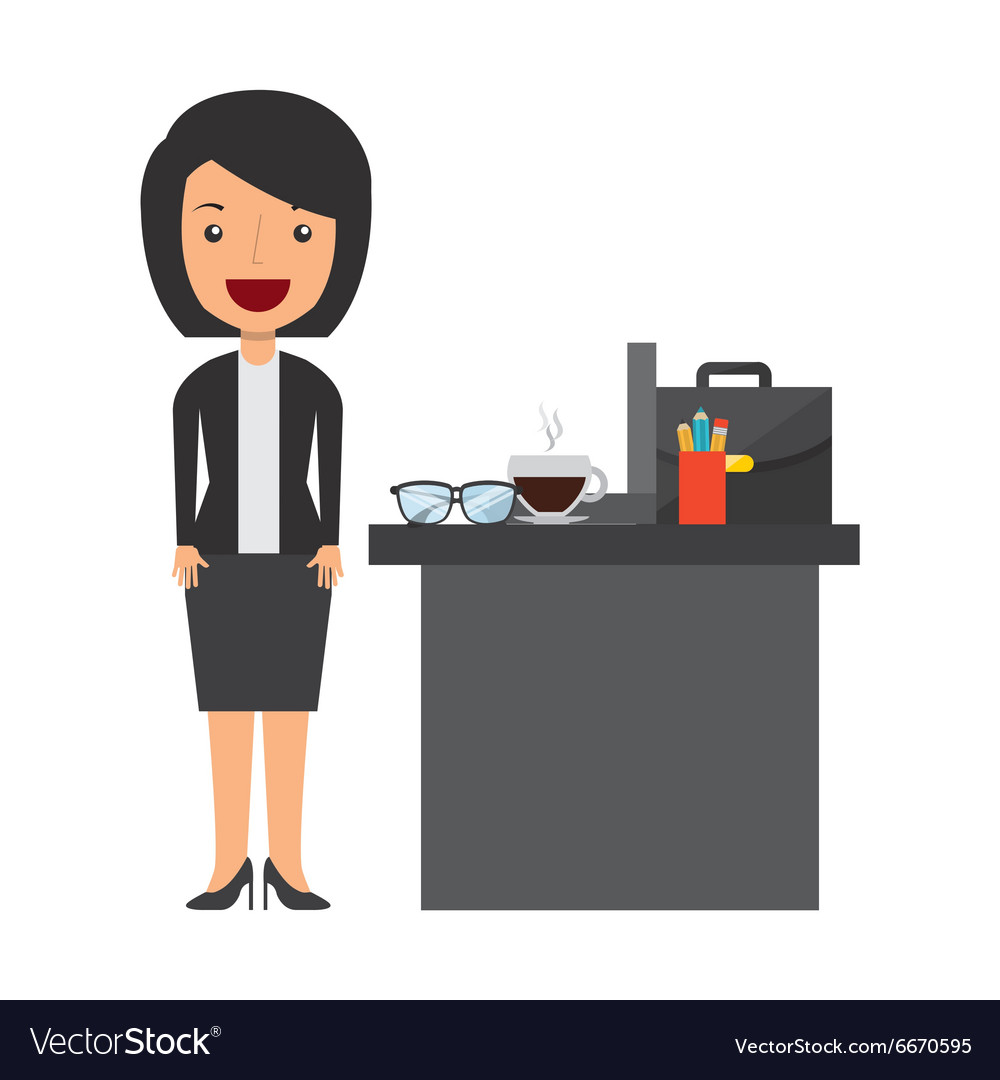 People actions design vector image
