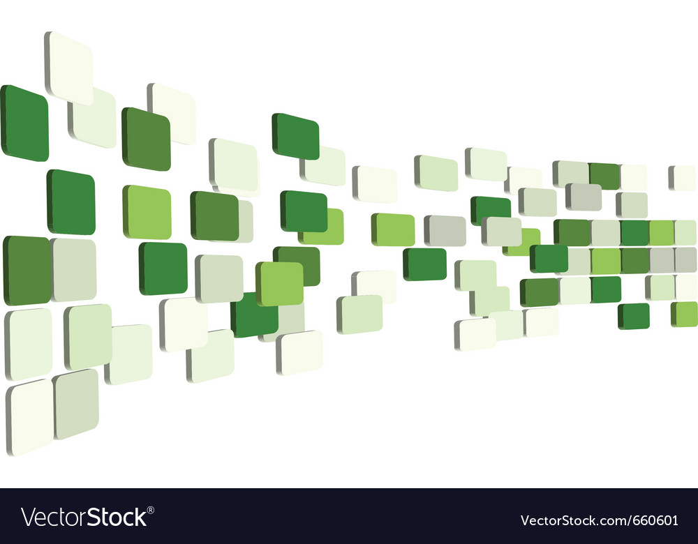 Abstract checked background vector image