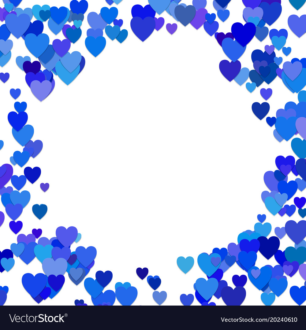 Seamless Texture With Funny Hearts Stock Images Page Everypixel