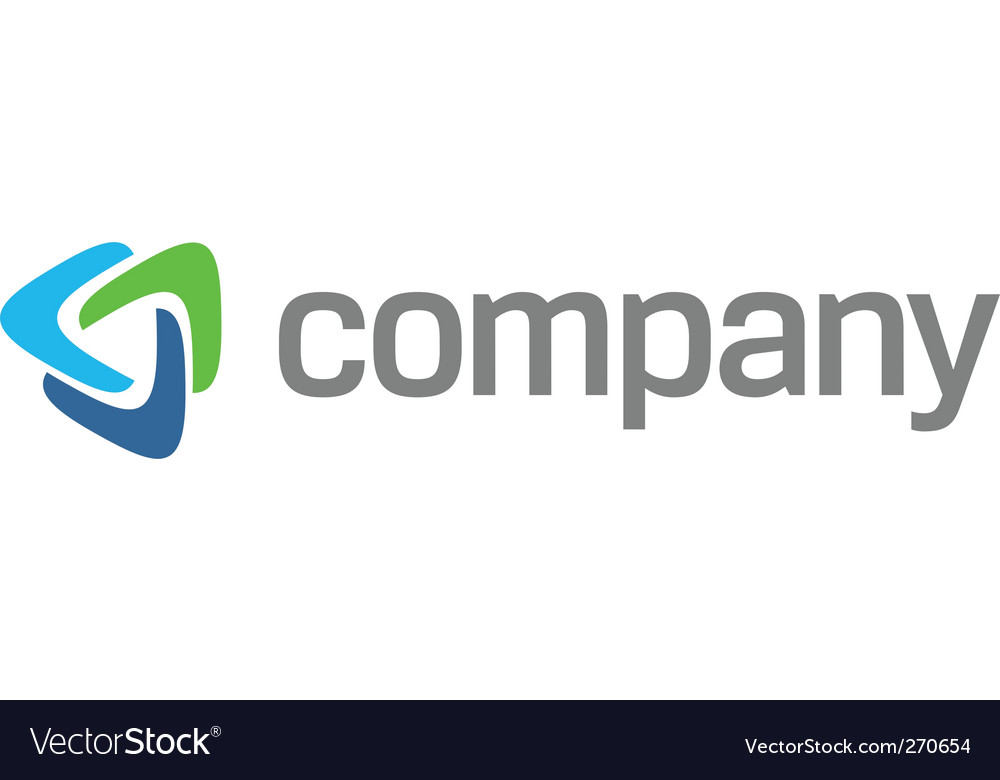 Security logo vector image