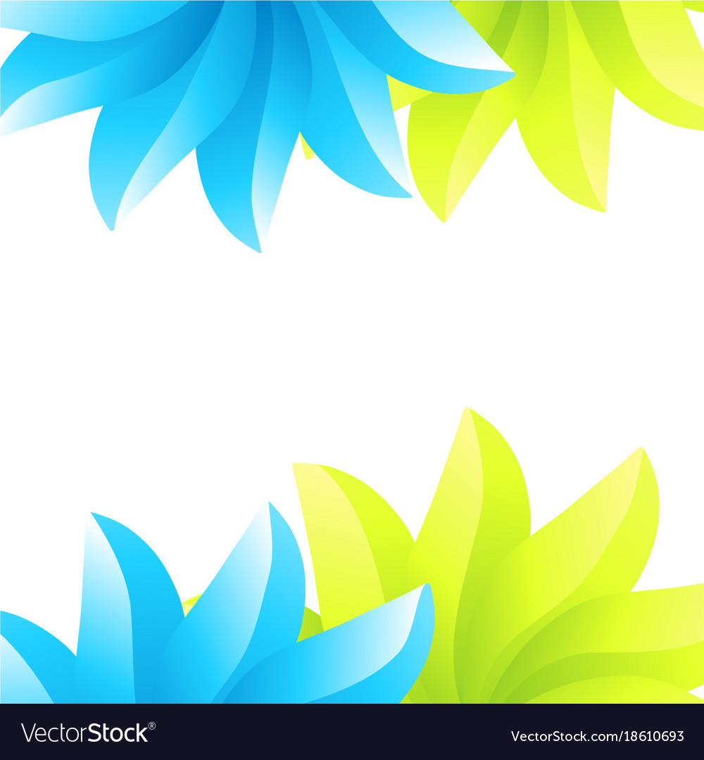 Abstract colorful background for business vector image