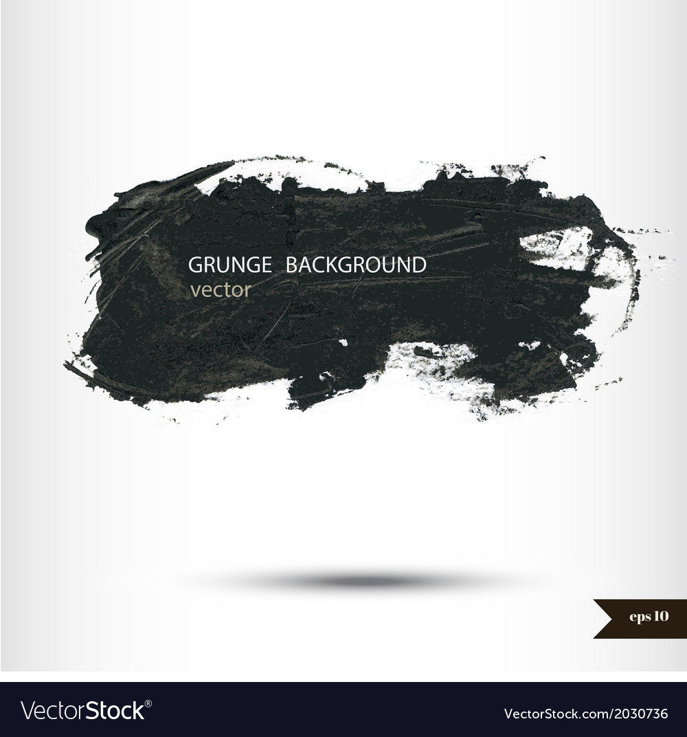 Splash banners Watercolor background Grunge vector image