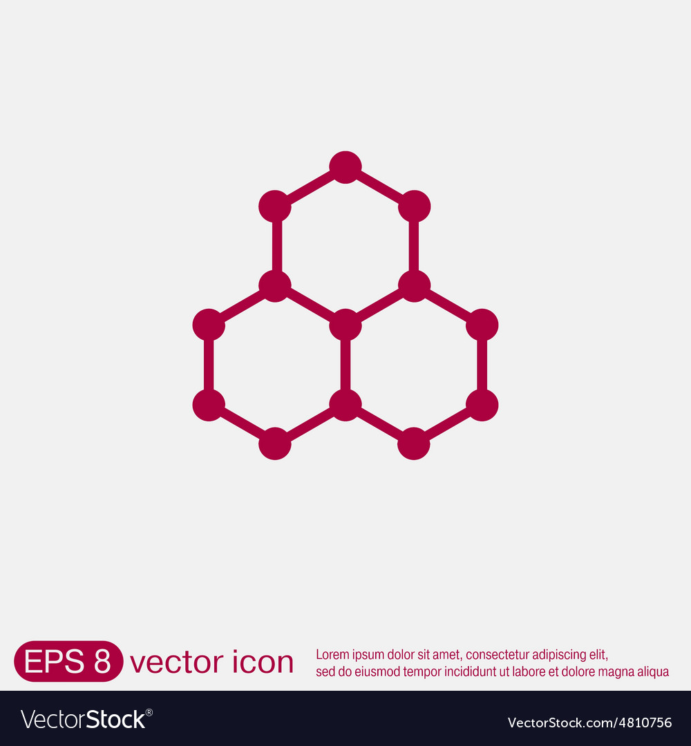 Chemical compound symbol chemistry icon science vector image chemical compound symbol chemistry icon science vector image buycottarizona