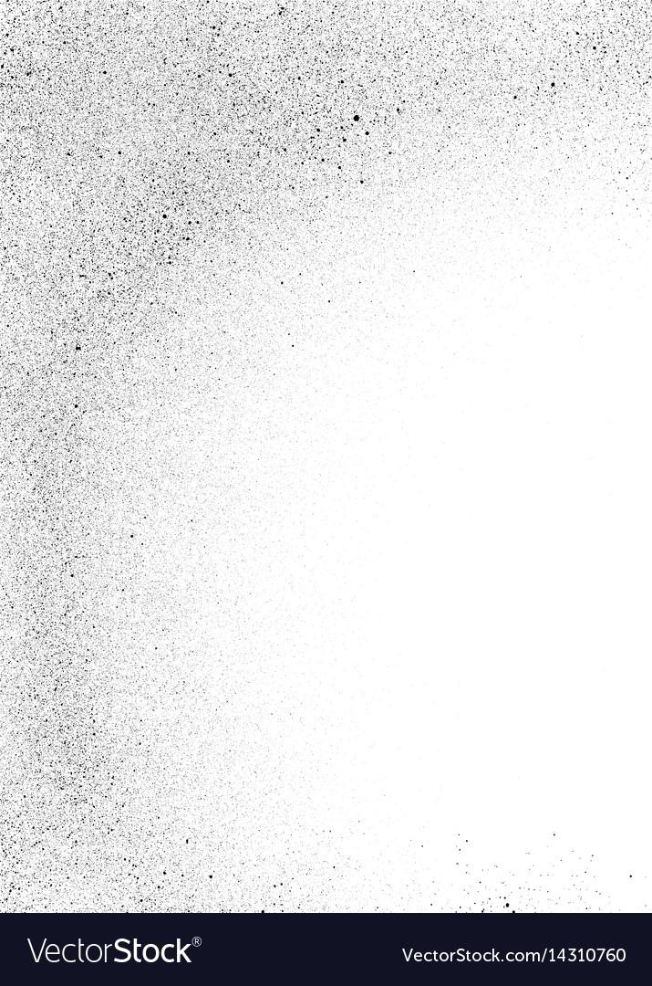 Graffiti sprayed circular gradient effect vector image