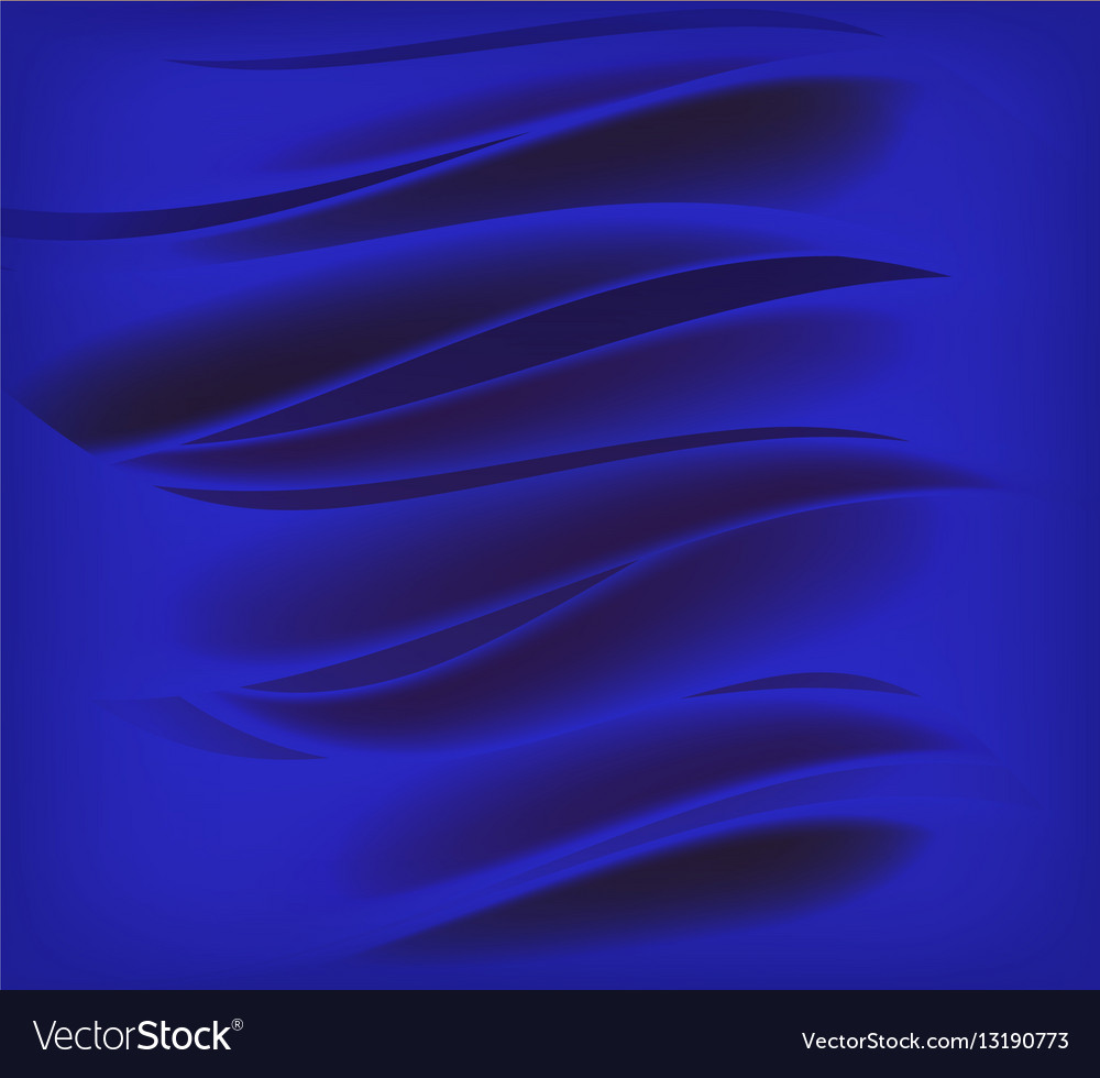 Waves Abstract Background vector image
