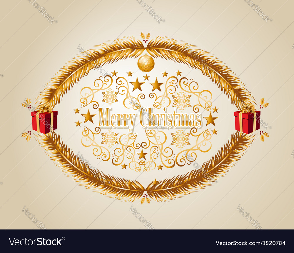 Merry christmas mistletoe background eps10 file vector image merry christmas mistletoe background eps10 file vector image buycottarizona Image collections