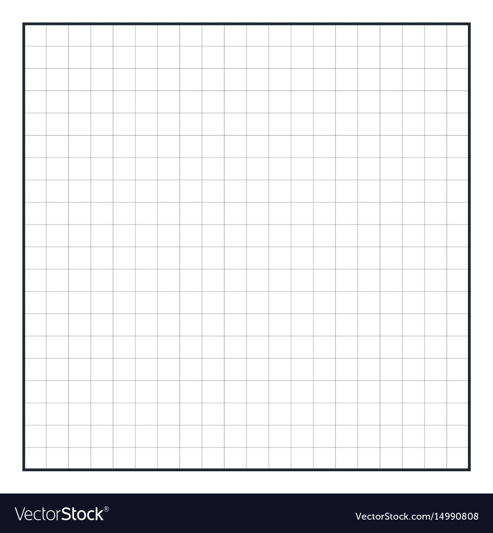 worksheet Coordinate Graph Paper graph paper coordinate grid royalty free vector image image