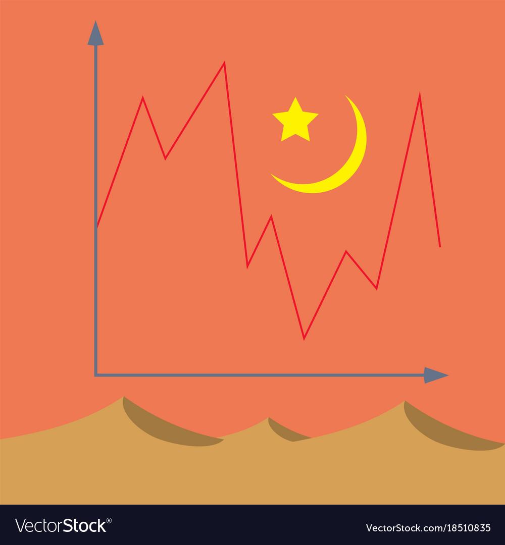 Camel icon flat style