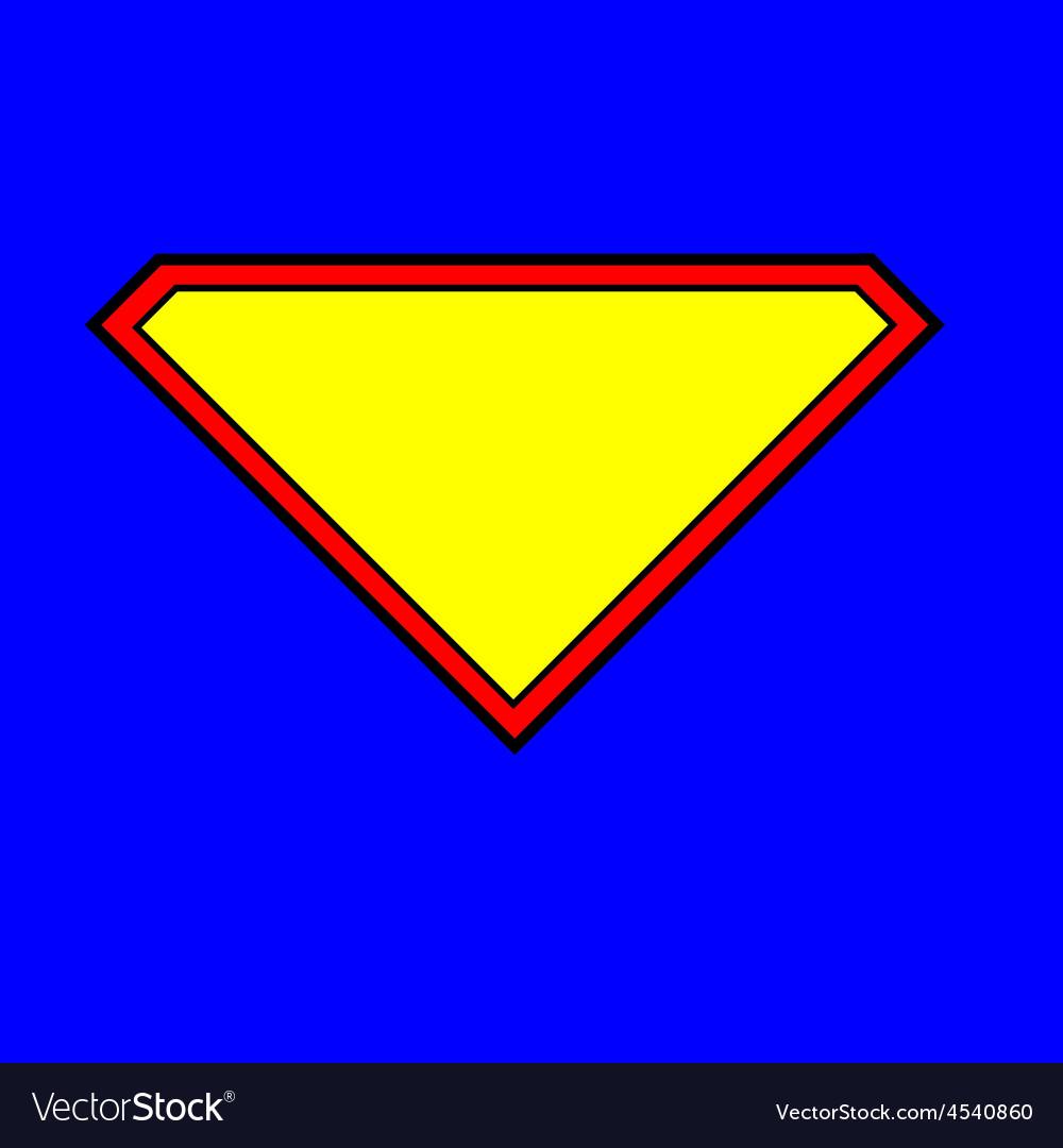 Superman Logo Vector Kubreforic