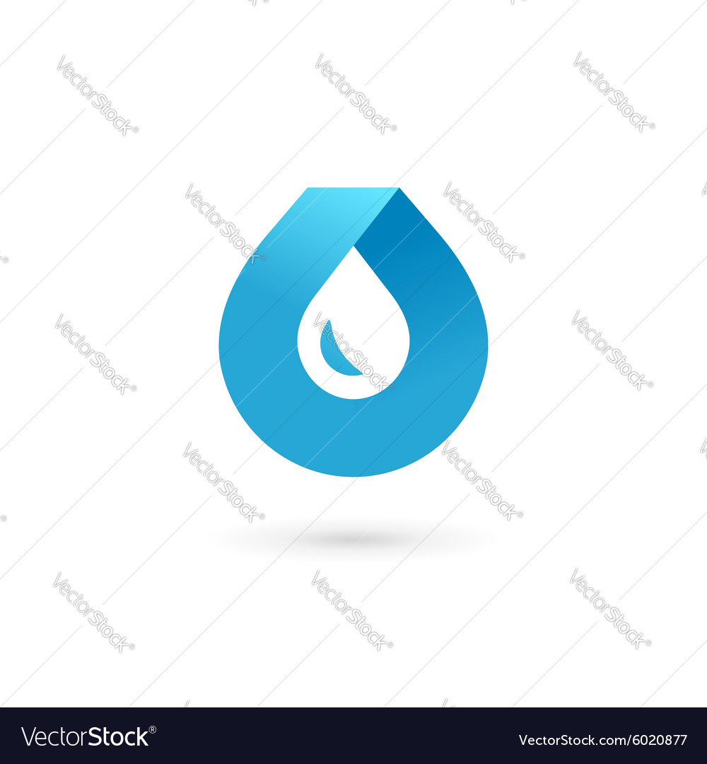 Water drop symbol logo design template icon may be water drop symbol logo design template icon may be vector image biocorpaavc Image collections