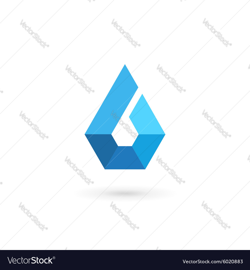 Water drop symbol logo design template icon may be water drop symbol logo design template icon may be vector image biocorpaavc