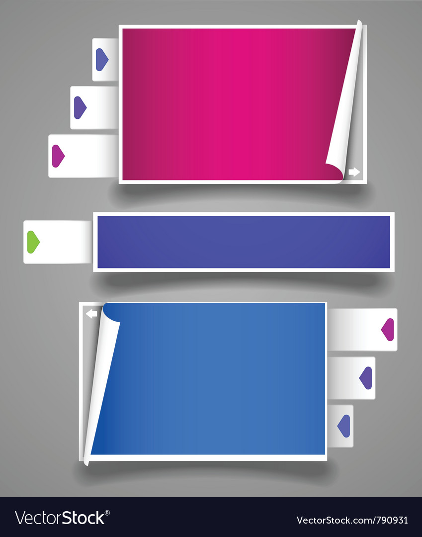 Collection framework vector image
