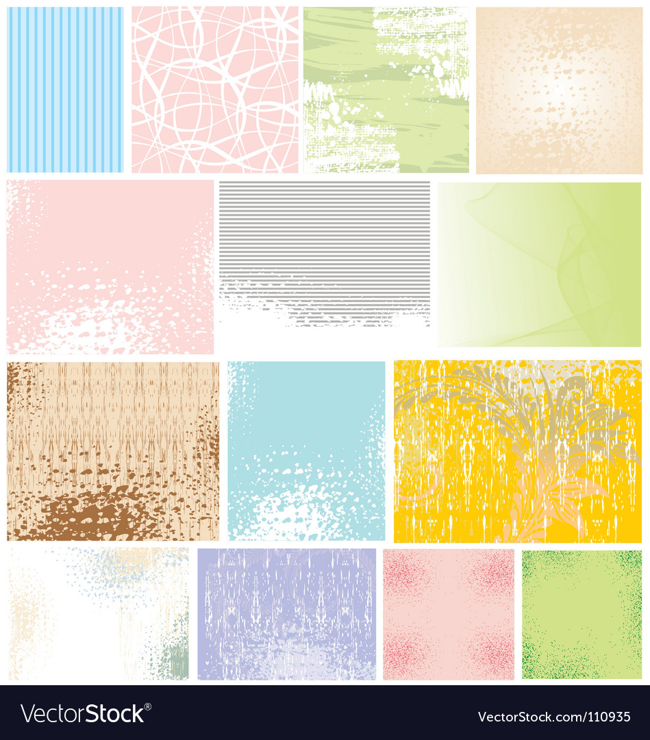 Texture background vector image