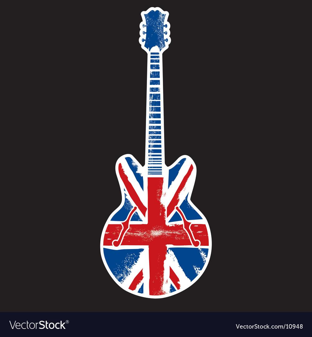 Rock n roll vector image