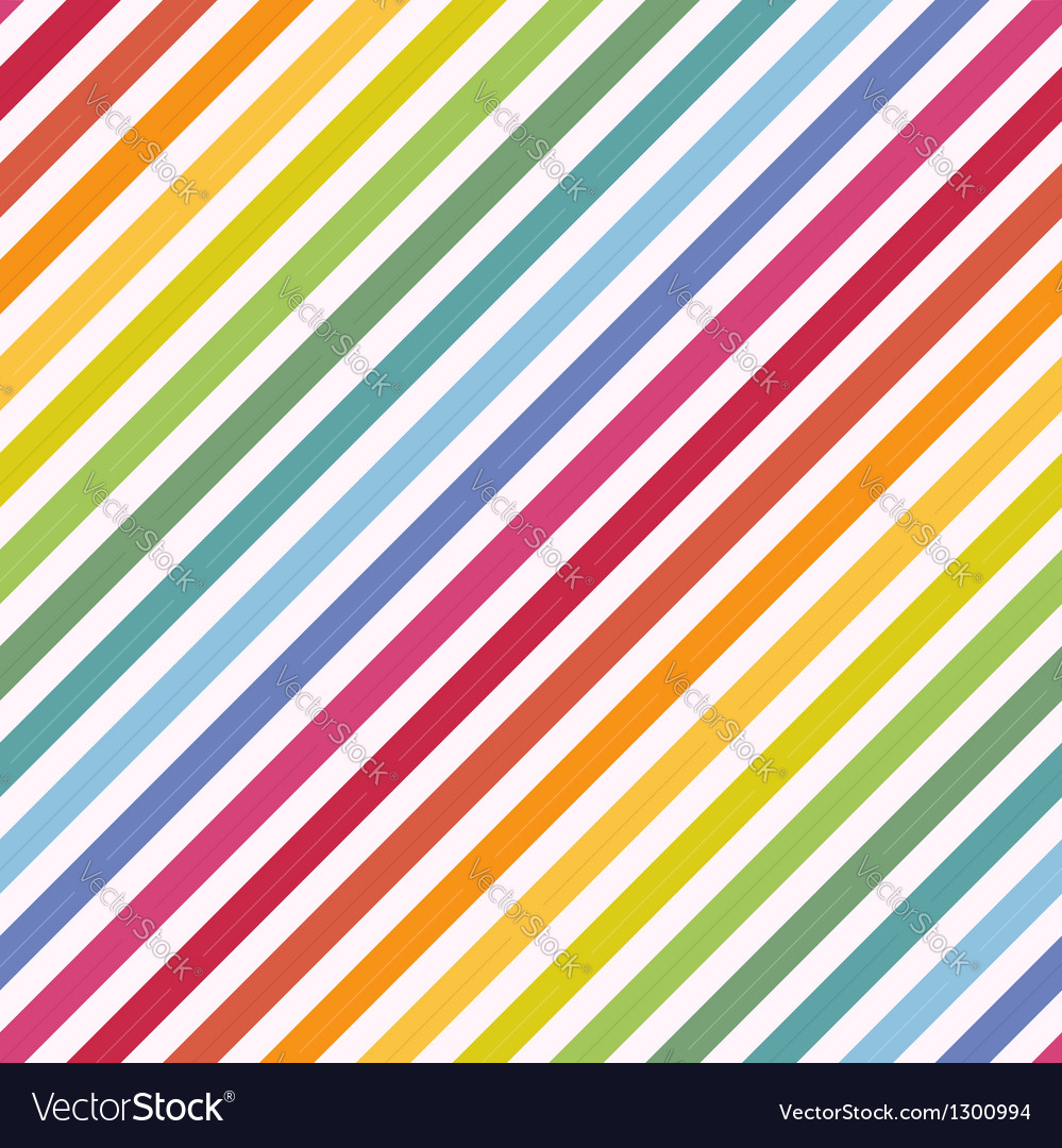Seamless Diagonal Pattern vector image