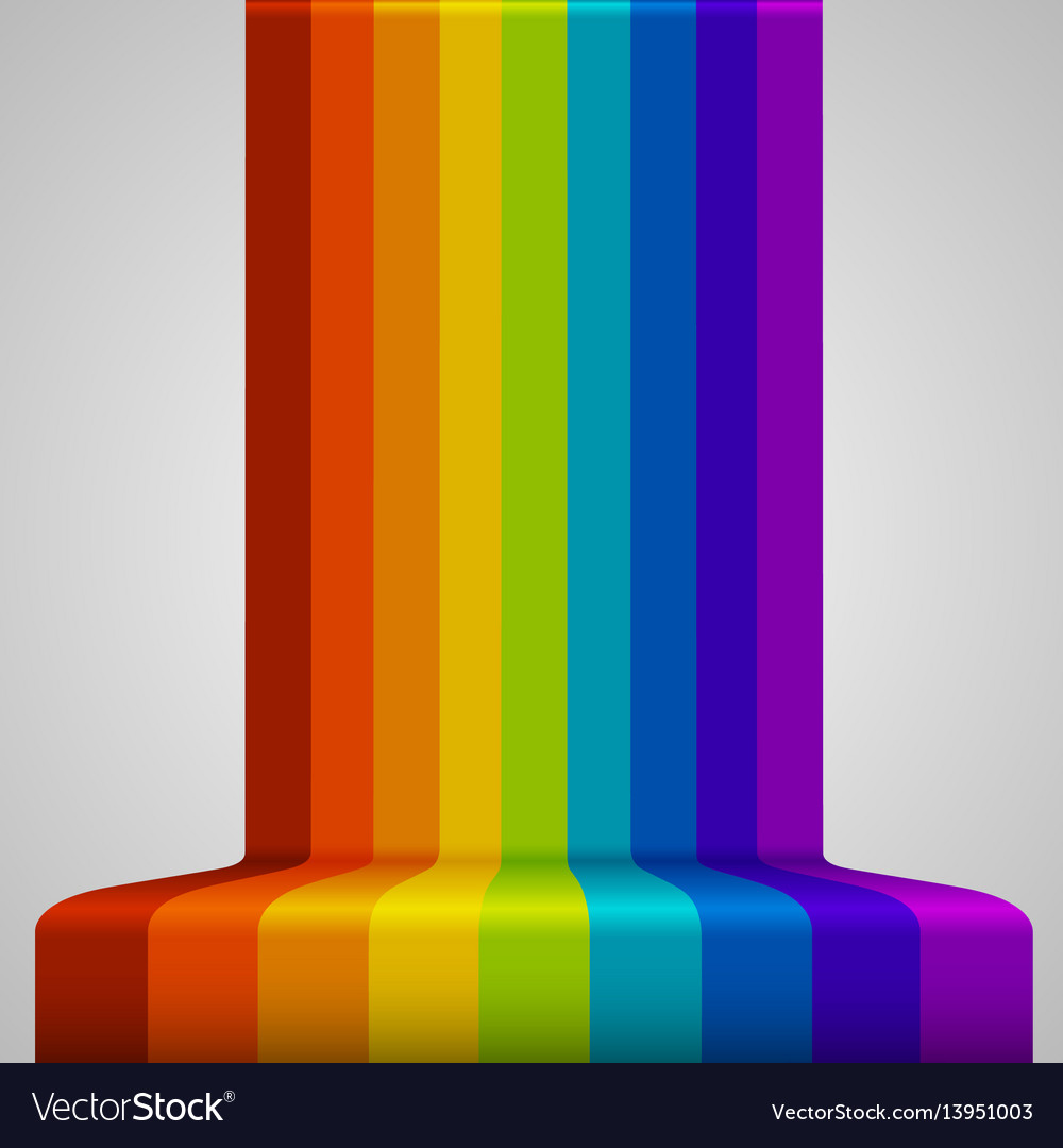 Colour abstract background vector image