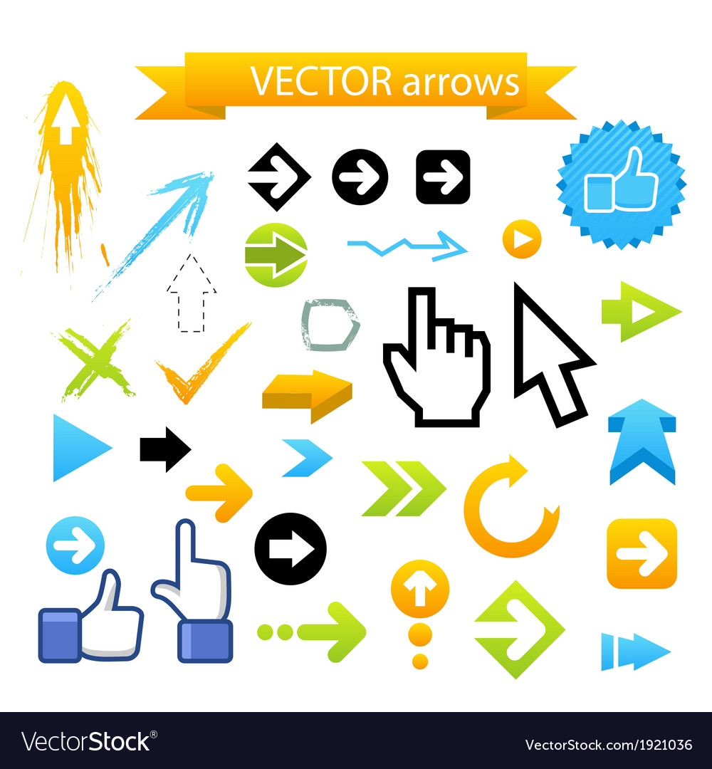 Web design vector image