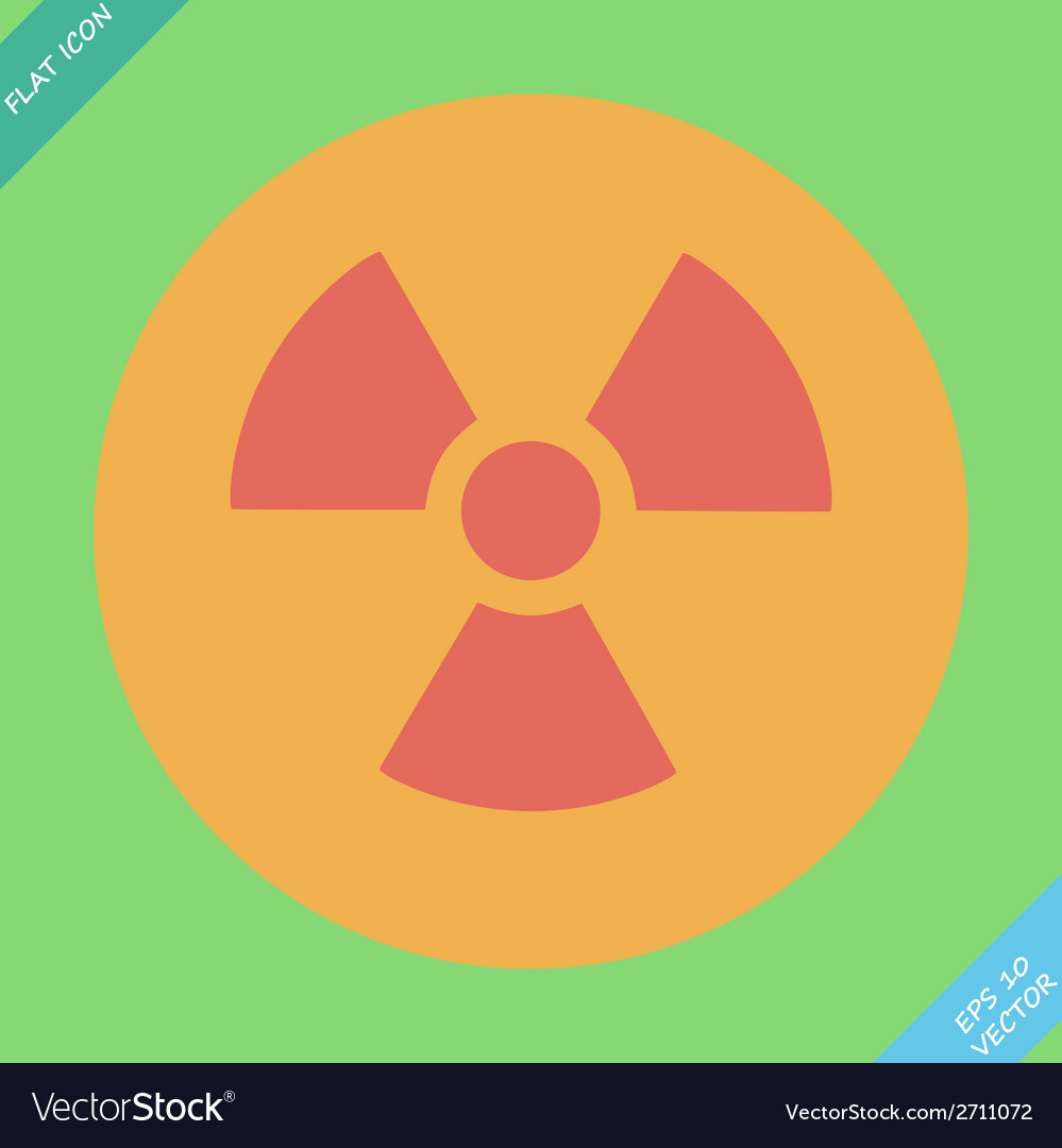 Nuclear sign representing the danger of radiation vector image biocorpaavc Gallery