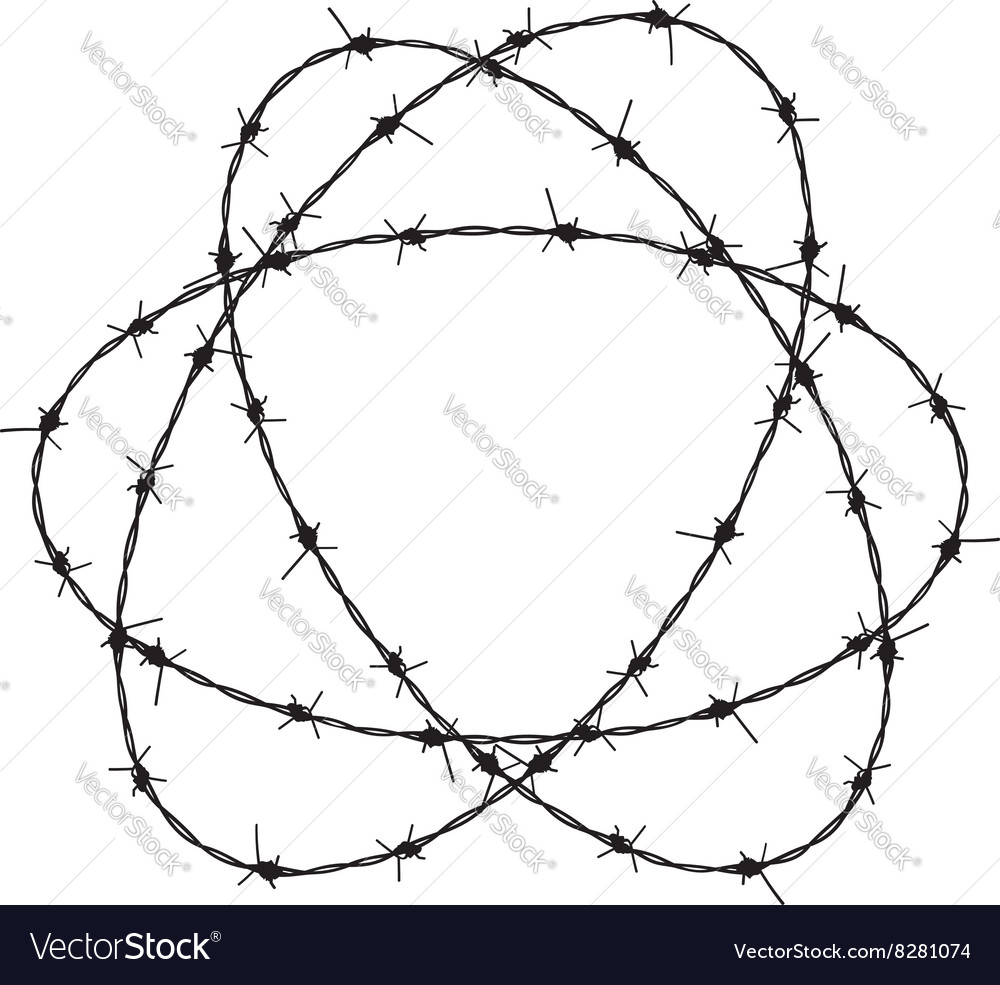 Fantastic Triple Strand Barbed Wire Mold - Electrical System Block ...