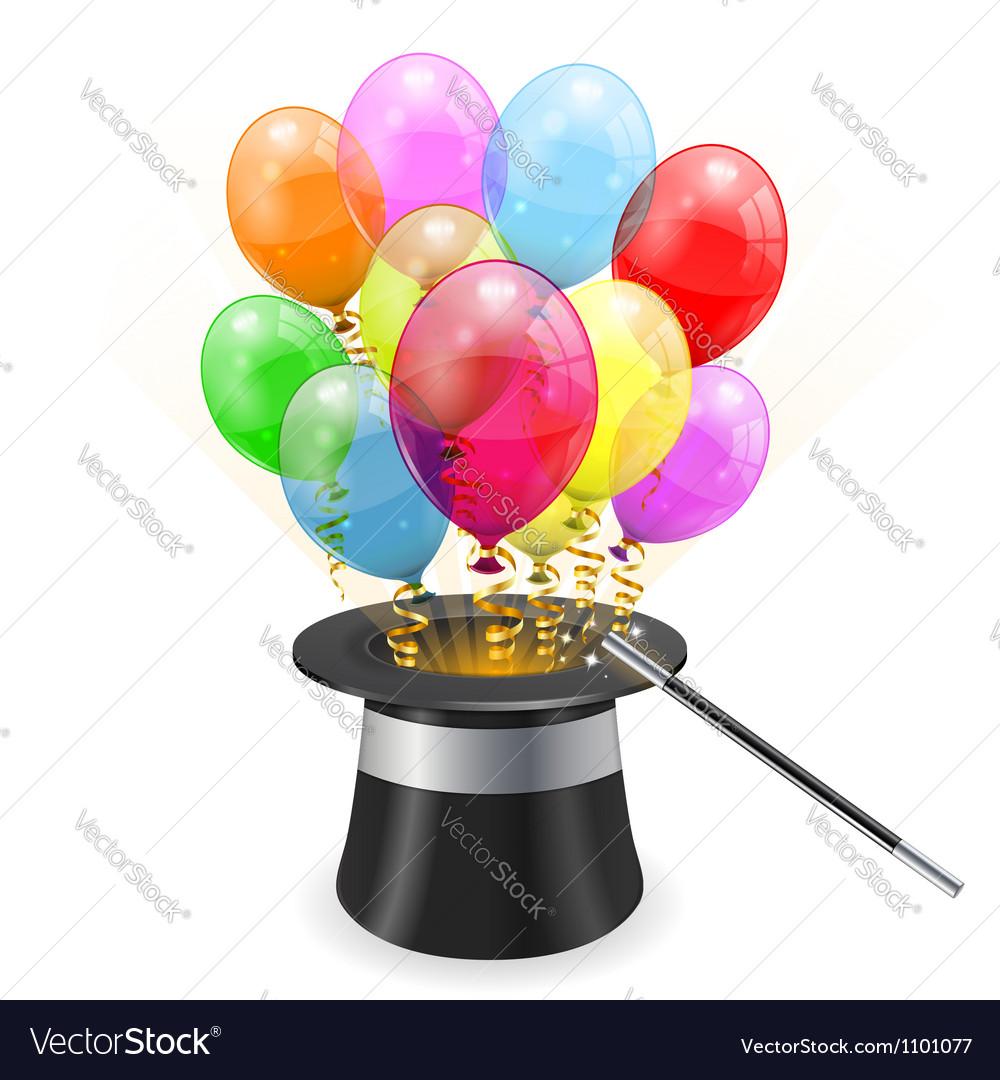 Birthday Concept vector image