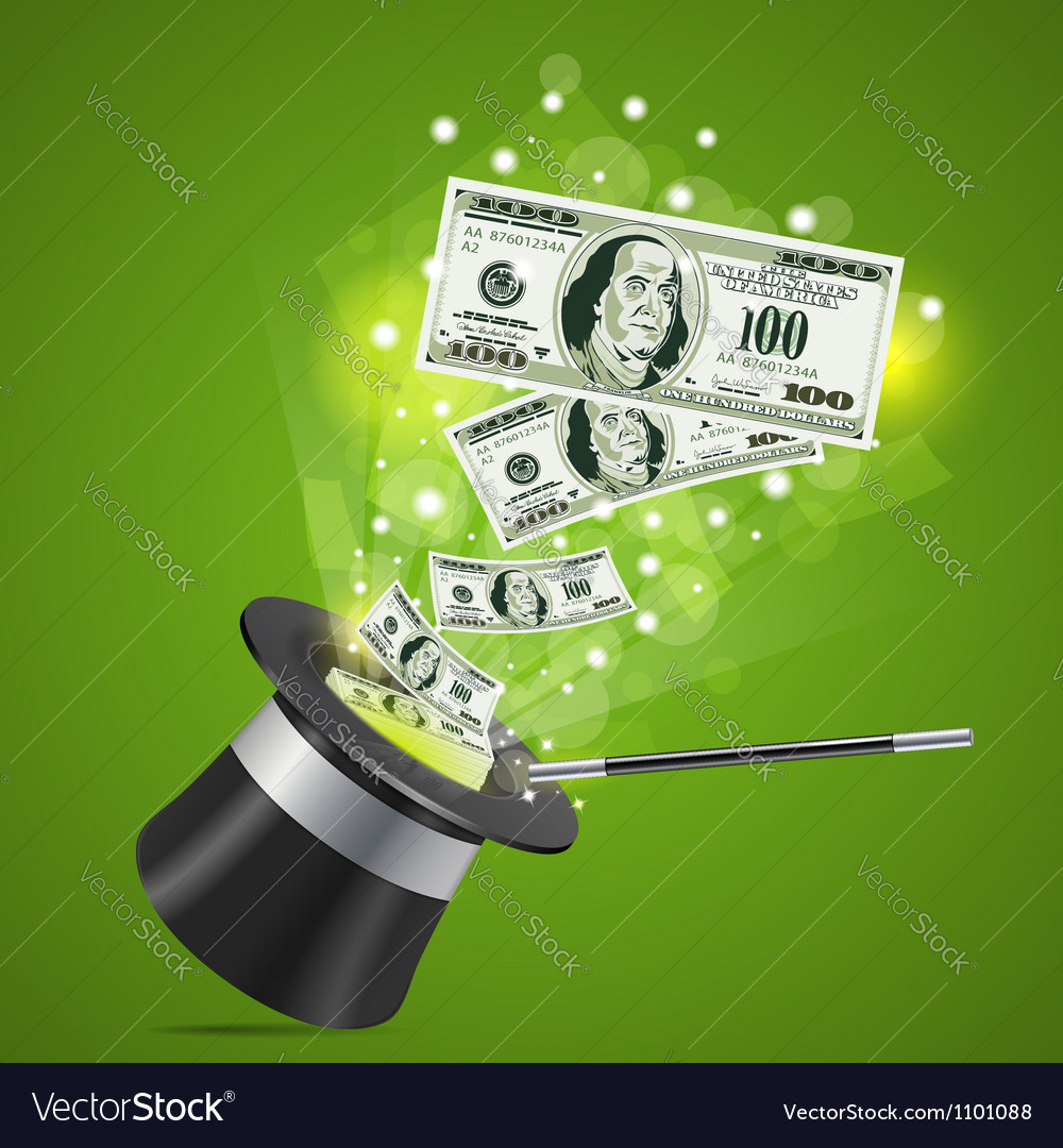 Success in Business Concept vector image