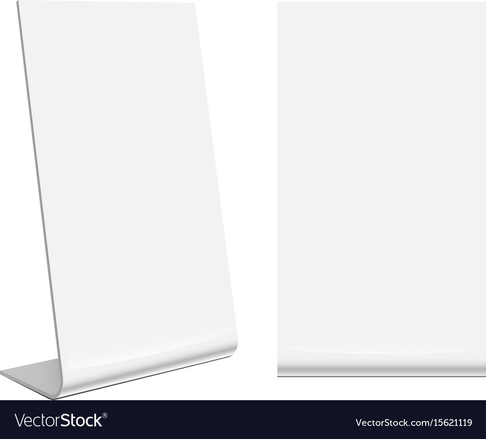Retail trade stand stand banner vector image