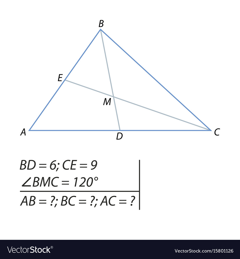 Finding the sides of the vector image