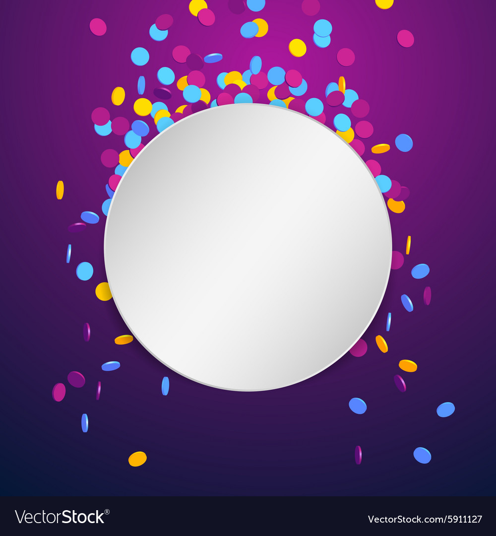 Celebration2 vector image