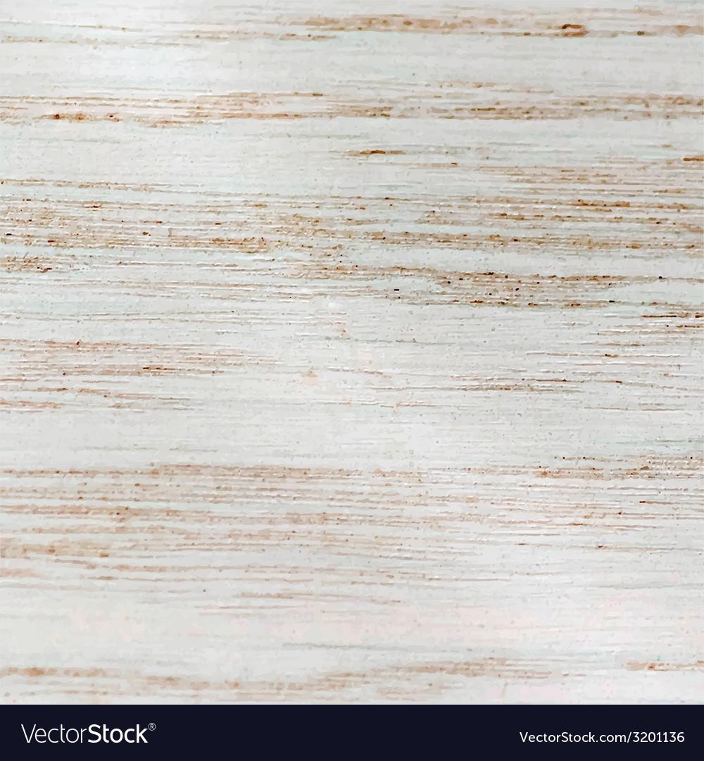 Light wood texture vector image