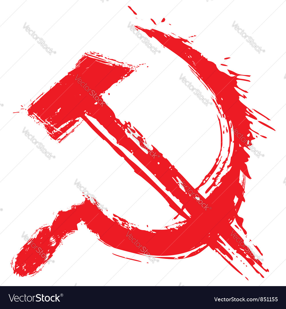 how to make communist symbol on keyboard