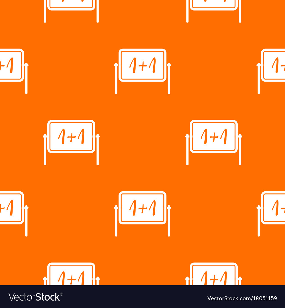 Board pattern seamless vector image