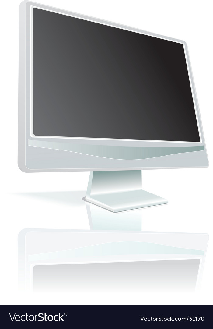 Display vector image