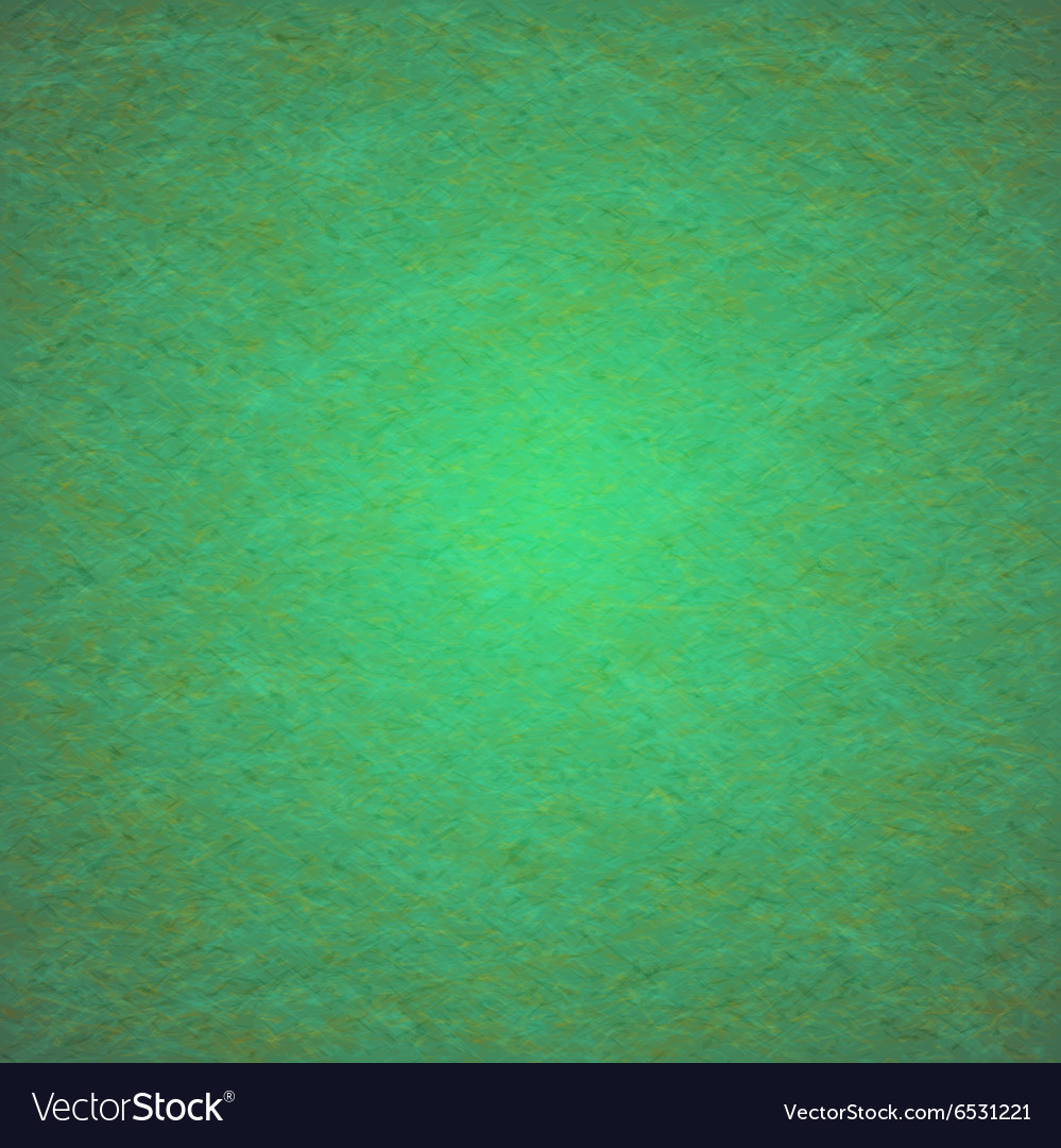 Green banded background concept vector image