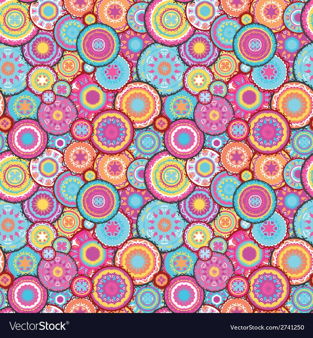 moroccan pattern royalty free vector image vectorstock
