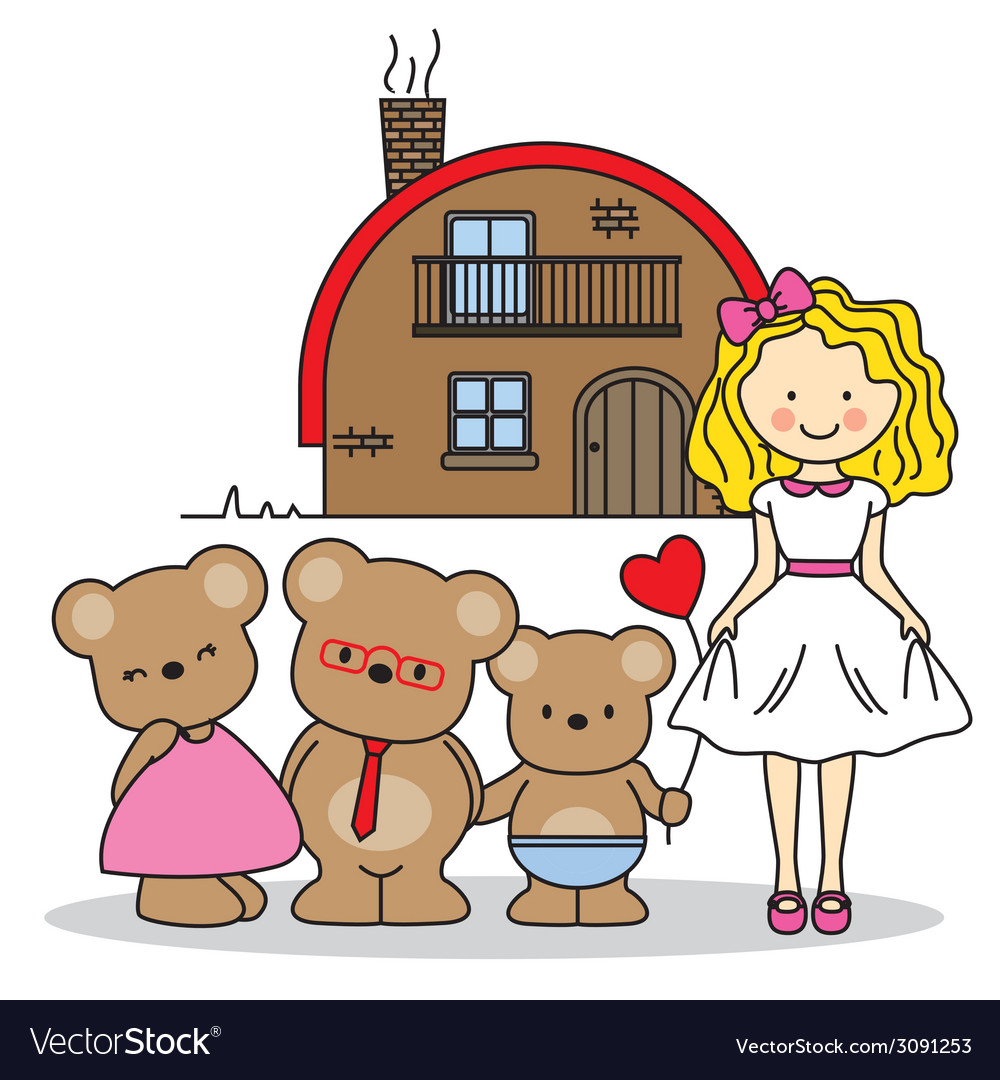 Children story vector image