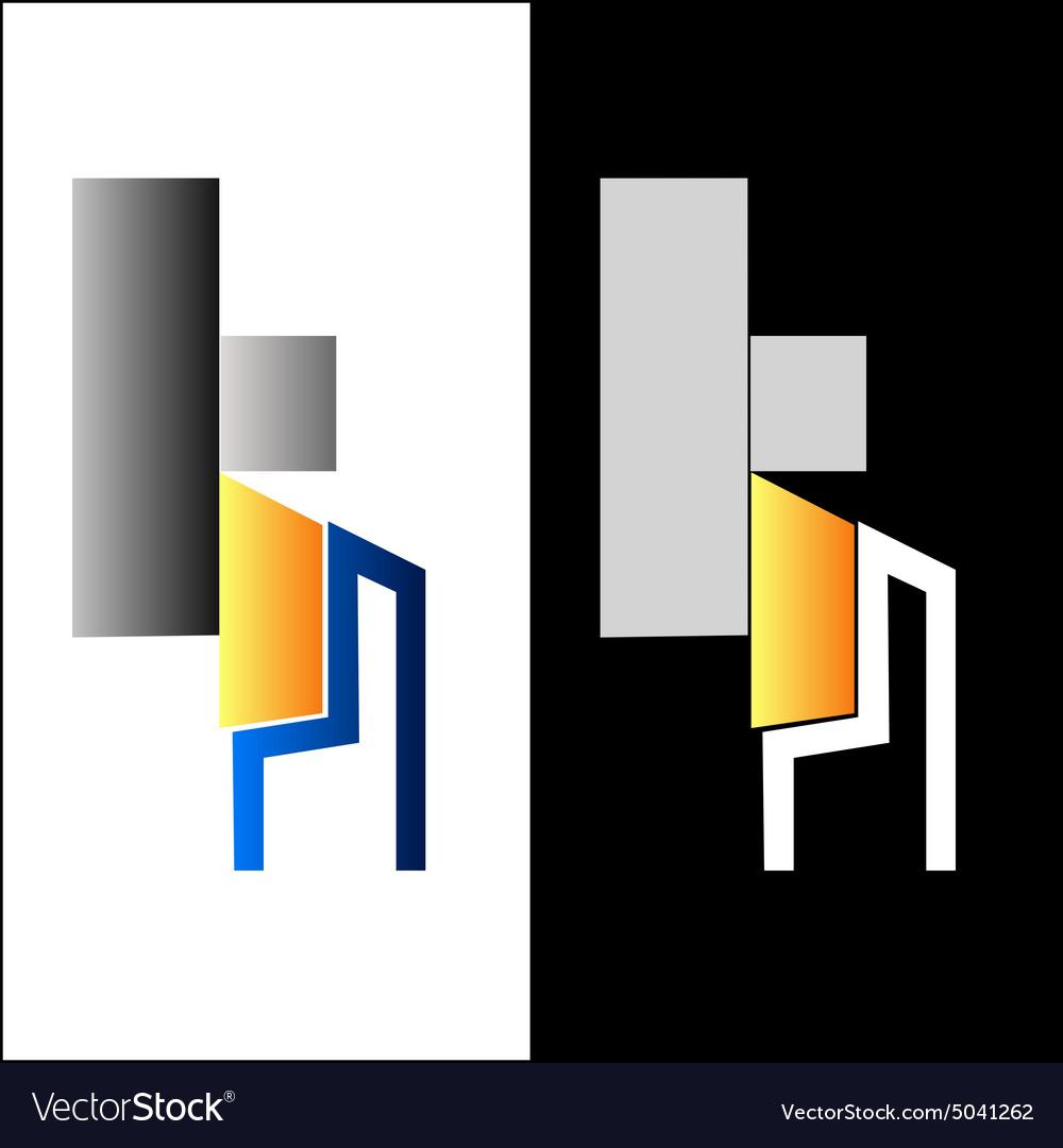 Metalworking symbol 3 vector image