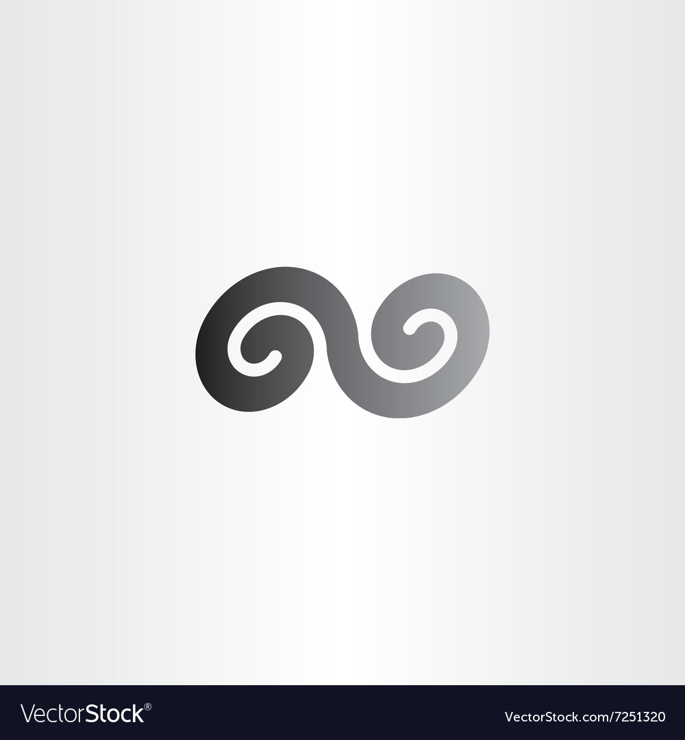 Infinity text sign infiniti wallpapers black infinity spiral symbol sign icon royalty free vector biocorpaavc