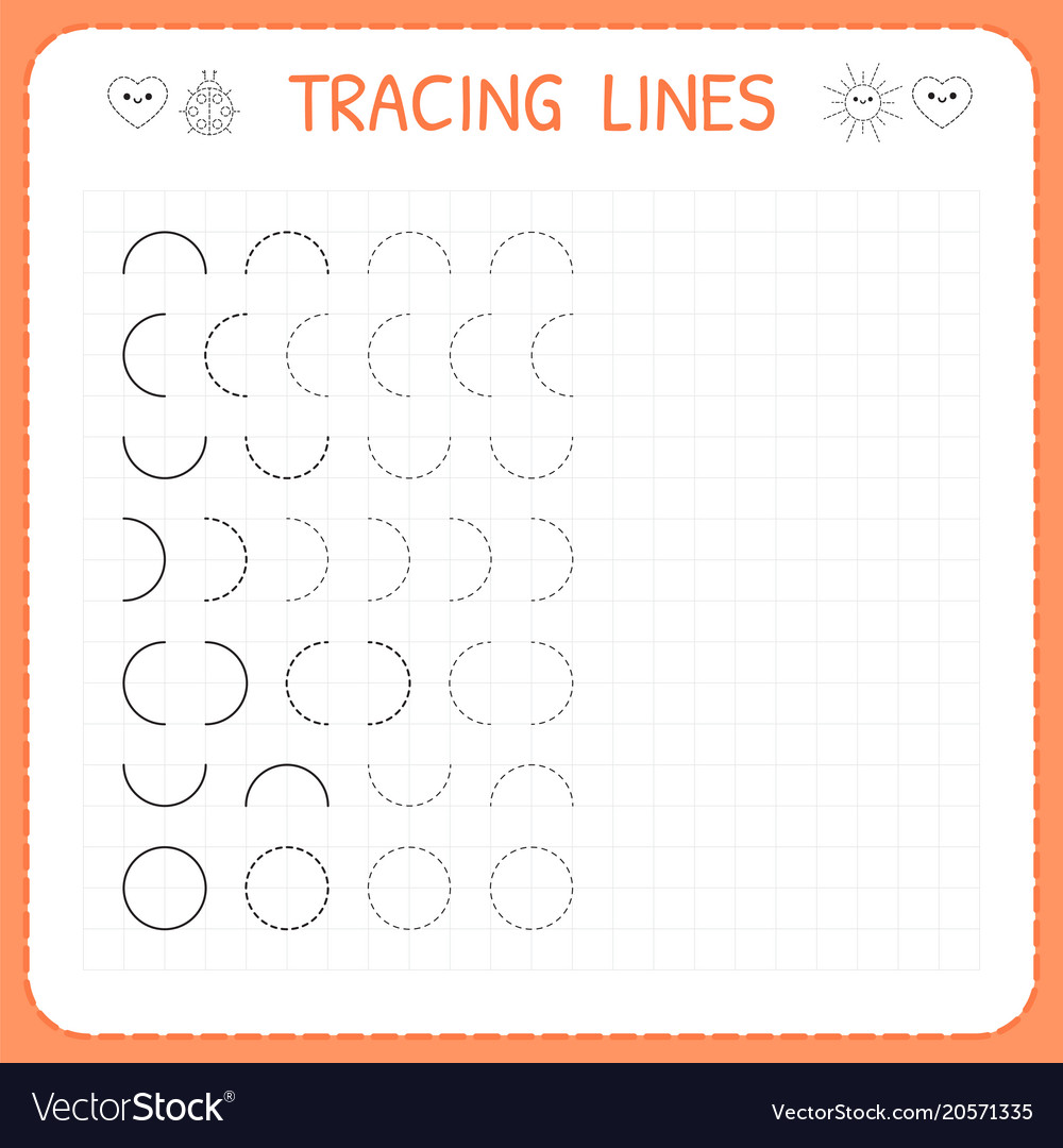 Line Handwriting Worksheets - Handwriting, tracing lines, lines, pencil  contol, line guide
