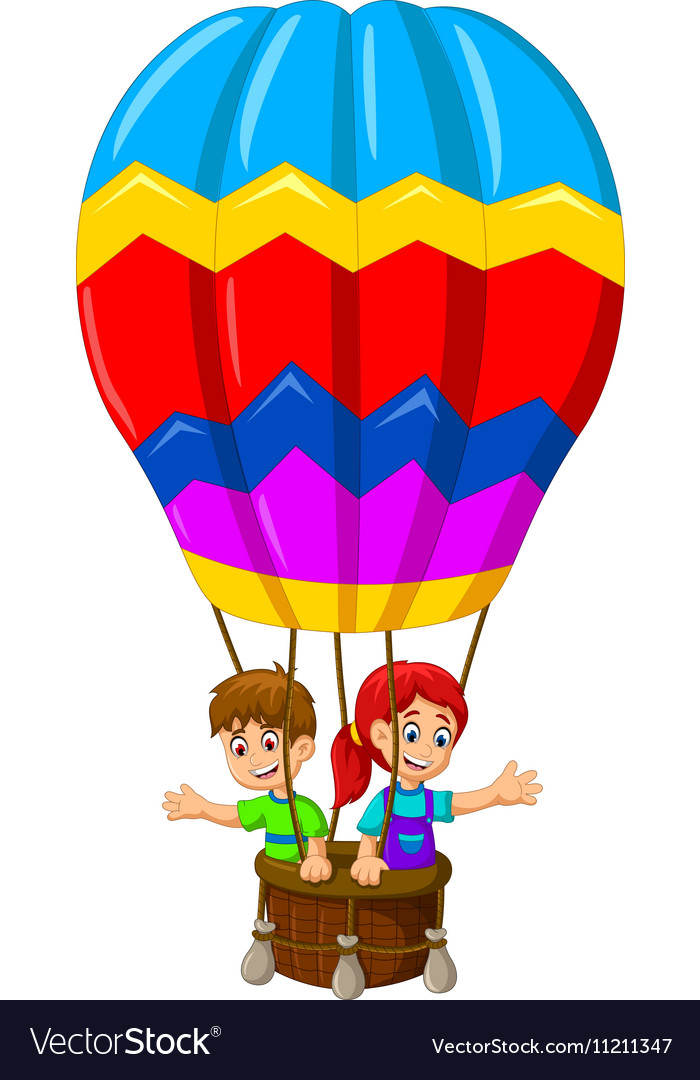 Image result for hot air balloon cartoon