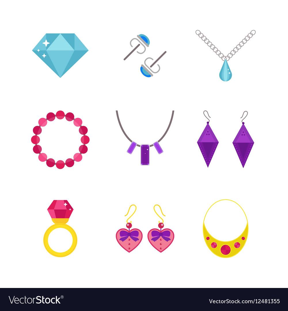 Kid Jewelry Cartoon Picture