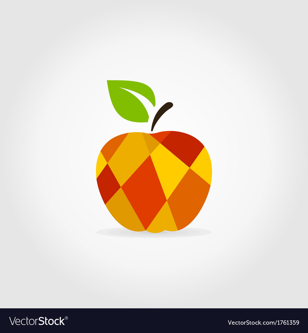 Apple6 vector image