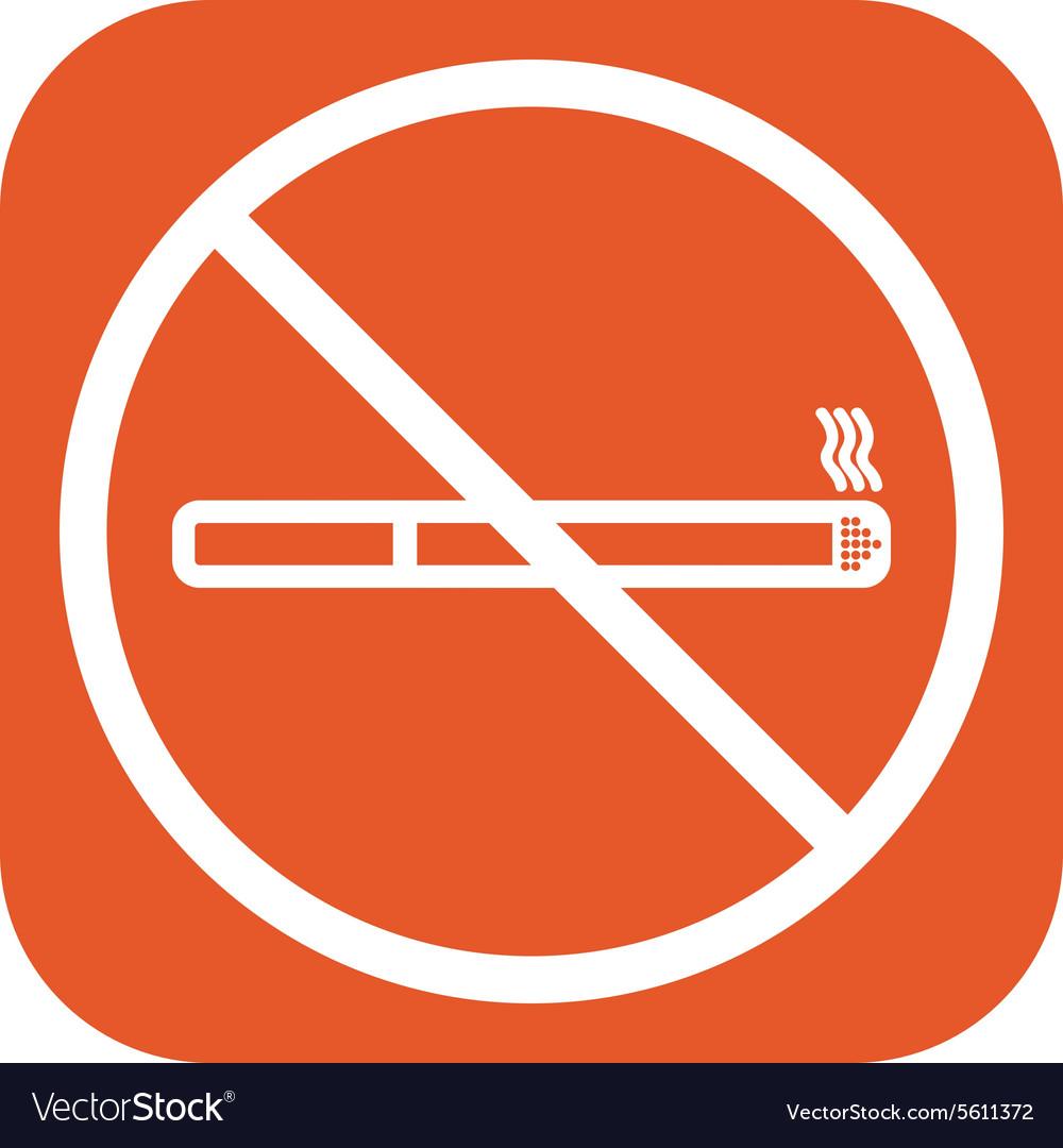 No smoke icon stop smoking symbol royalty free vector image no smoke icon stop smoking symbol vector image biocorpaavc Image collections