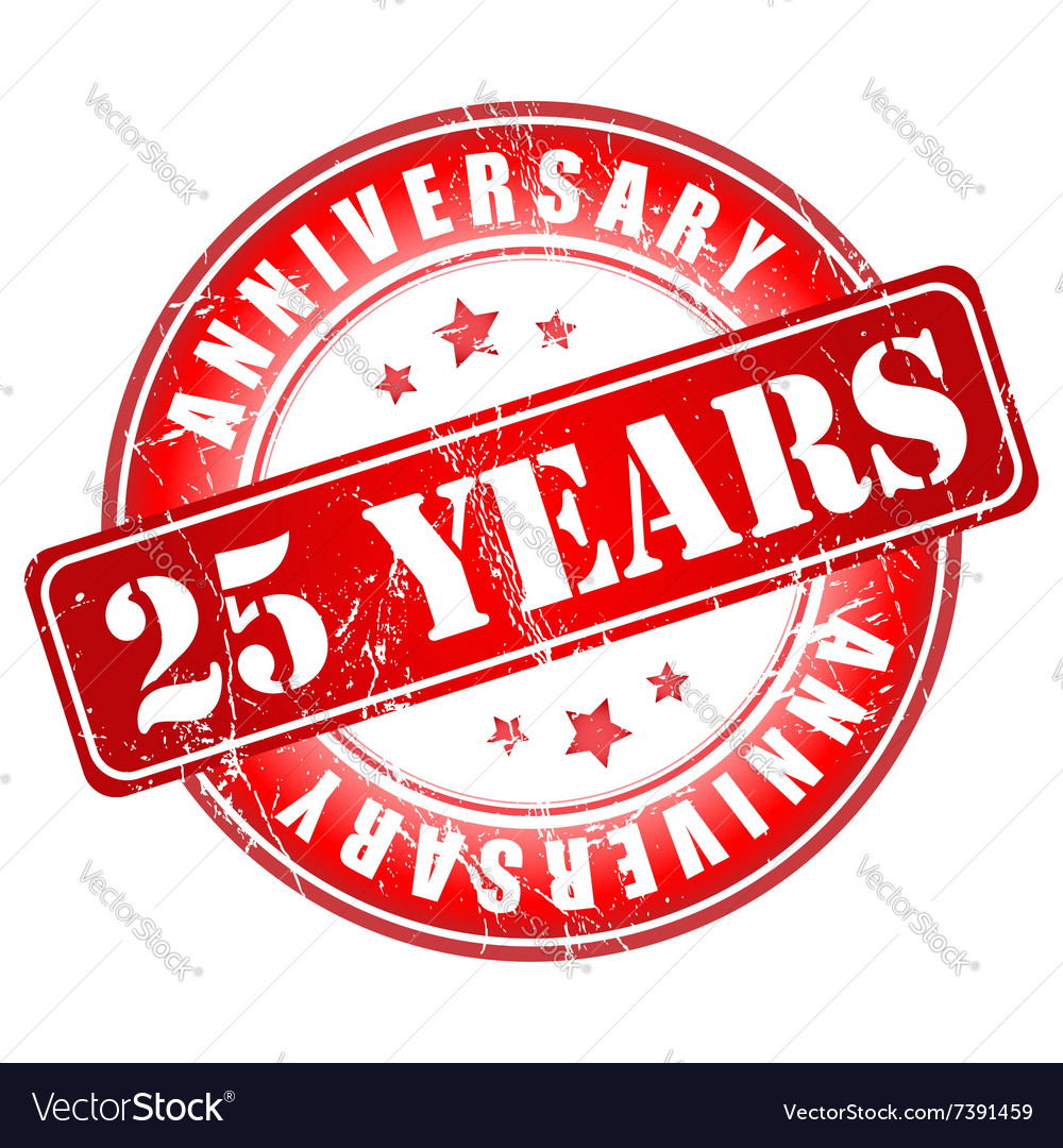5 years anniversary stamp royalty free vector image 5 years anniversary stamp vector image biocorpaavc Choice Image