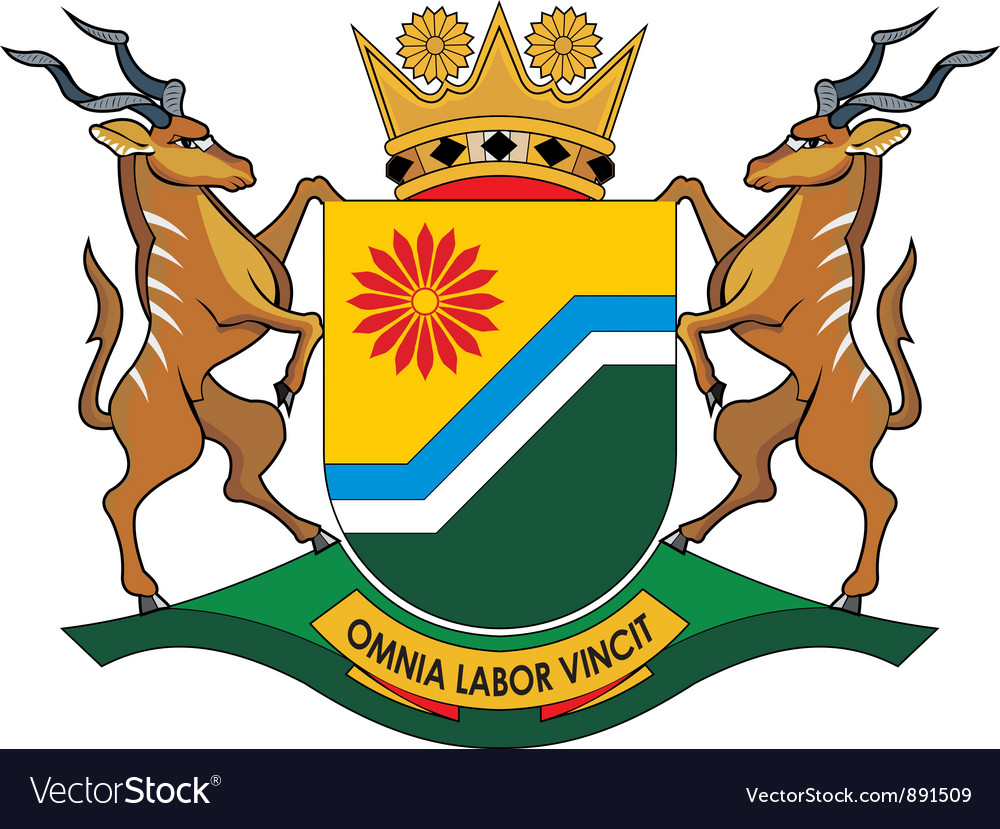 mpumalanga province royalty free vector image vectorstock