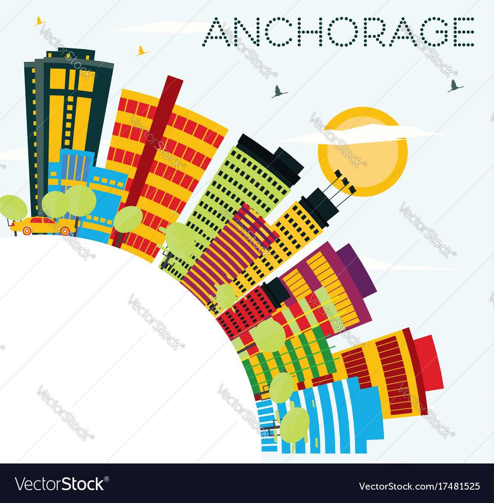 Color art anchorage - Color Art Anchorage 17